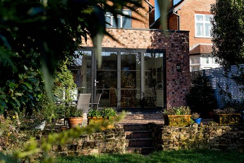 Swain Architecture West Bridgford Residential Extension